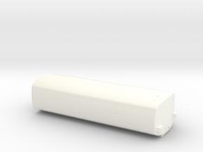 1/87th Sprinkler water tanker 20 foot body in White Processed Versatile Plastic