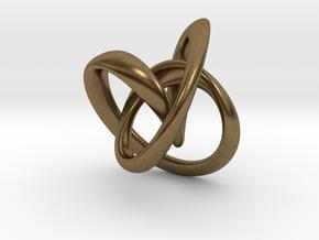 Pendant: Tiffany (Medium) in Natural Bronze