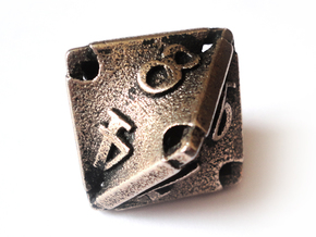 Stretcher Die8 in Stainless Steel
