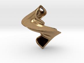 In-Spire in Natural Brass