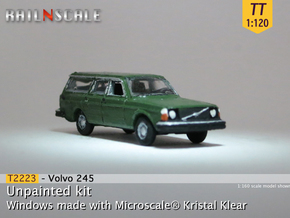 Volvo 245 DL (TT 1:120) in Frosted Ultra Detail