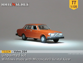 Volvo 264 GL (TT 1:120) in Frosted Ultra Detail