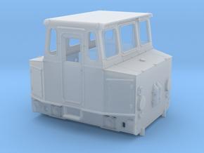 Akkuschlepper H0 Variante 1 in Smooth Fine Detail Plastic