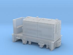 Feldbahn O&K H1 (Spur 0e) 1:45  in Smooth Fine Detail Plastic