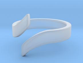 Open Design Ring (20mm / 0.78inch inner diameter) in Smooth Fine Detail Plastic