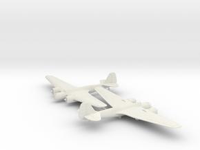 Tupolev SB 2 M-100 in White Natural Versatile Plastic: 1:200