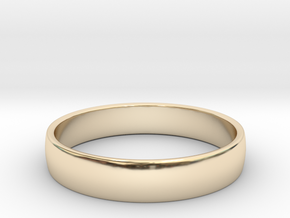 ring band size 8 in 14K Gold