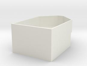 WEB 1 10TH A in White Natural Versatile Plastic