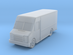 "Delivery Truck at 1""=10' Scale in Smooth Fine Detail Plastic"