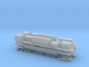Sandite MPV Bundle for N Gauge in Smooth Fine Detail Plastic