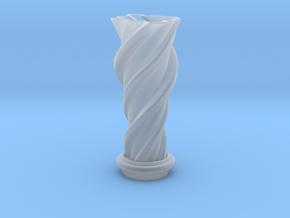 "Vase 'Mini Anuya' - 5cm / 2"" in Smooth Fine Detail Plastic"