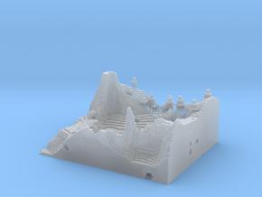 Minecraft 1.8 Two Hills season 1 (1 mm)  in Smooth Fine Detail Plastic