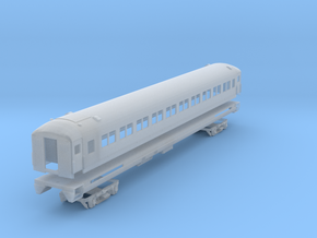 New Haven lwt. coach, Intercity 8200 series in Smooth Fine Detail Plastic