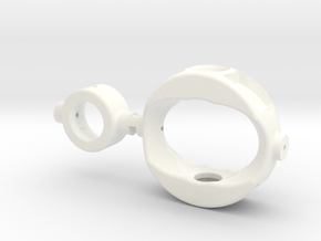 StablyPro5 - Gimbal in White Processed Versatile Plastic