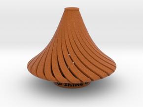 Exotic antique Lamp  in Full Color Sandstone