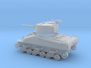 VBU M4A1 Sherman 75mm 1:100 15mm in Smooth Fine Detail Plastic