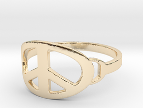 My Awesome Ring Design Ring Size 8 in 14K Yellow Gold