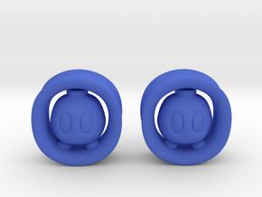Bomb Bomb 00G Set in Blue Processed Versatile Plastic