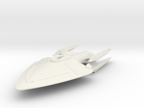 USS Prometheus  in White Strong & Flexible