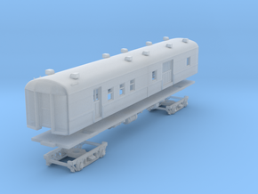 D&H RPO #701-708 (1/160) in Smooth Fine Detail Plastic