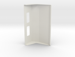 Unimog U401 Dach 1:10 in White Natural Versatile Plastic