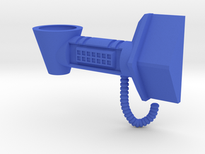 Battle Ram Standard Holder 2 in Blue Processed Versatile Plastic