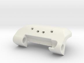 Smartstrap-CAD in White Natural Versatile Plastic