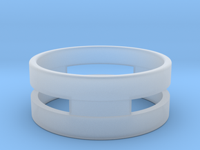 Ring g3 Size 7.5 - 17.75mm in Smooth Fine Detail Plastic