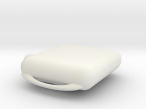 Apple Watch Case Replica in White Natural Versatile Plastic