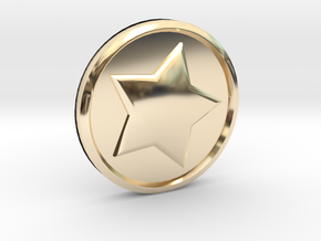 Animal Crossing: Bell Coin in 14K Yellow Gold