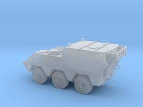 Pegaso BMR-M1-Ambulancia-escala Z-proto-01 in Smooth Fine Detail Plastic