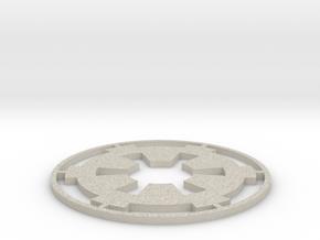 "Imperial Coaster - 3.5"" in Natural Sandstone"