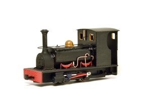 "Cilgwyn/Penrhyn quarry ""Lilla"" (009) in Smooth Fine Detail Plastic"