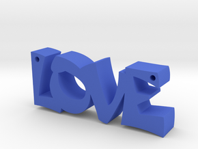 Love in Blue Strong & Flexible Polished