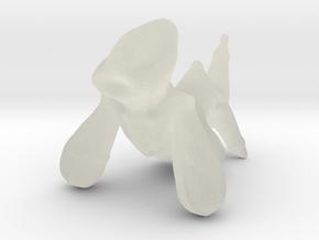 3DApp1-1427035367696 in Transparent Acrylic