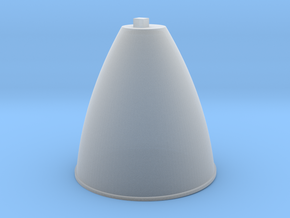 15-Ascent Engine in Smooth Fine Detail Plastic