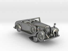 Bentley 1930 4,5L 1:87 in Raw Silver