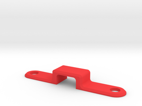 FPV Microphone  holder for ZMR250 in Red Processed Versatile Plastic