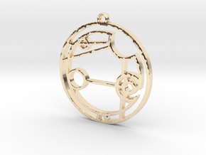 Addison - Necklace in 14k Gold Plated