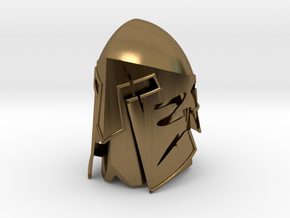 Spartan  in Polished Bronze