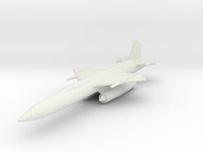 Boeing CIM-10 (IM-99) Bomarc 1/200 in White Natural Versatile Plastic
