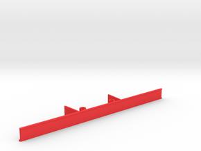ZMR250 Bumper V7 - 150mm in Red Processed Versatile Plastic