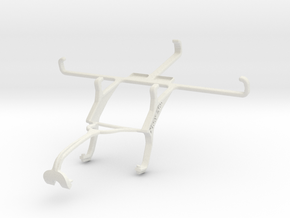 Controller mount for Xbox 360 & Samsung Galaxy Not in White Natural Versatile Plastic