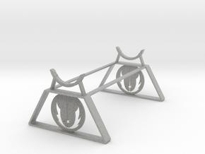 Jedi Saber Stand in Metallic Plastic