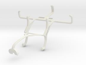 Controller mount for Xbox 360 & Vodafone Smart 4 m in White Natural Versatile Plastic
