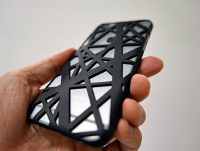 iPhone 6 / 6s Case_ Intersection in Black Strong & Flexible
