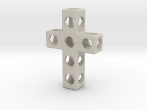 CrossOct-mm in Natural Sandstone