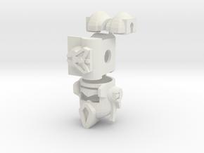 Bigbot Upgrade Set in White Natural Versatile Plastic