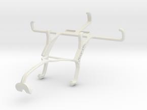 Controller mount for Xbox 360 & Icemobile Prime 5. in White Natural Versatile Plastic