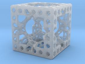Hyper Solomon cube in Smooth Fine Detail Plastic